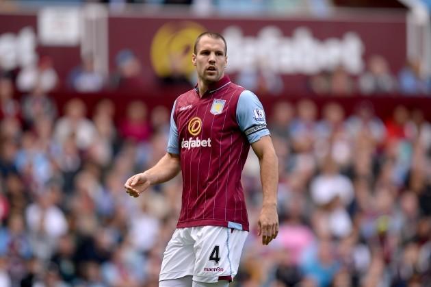 Soccer - Barclays Premier League - Aston Villa v Hull City - Villa Park