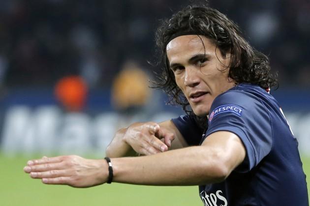 France Champions League Soccer