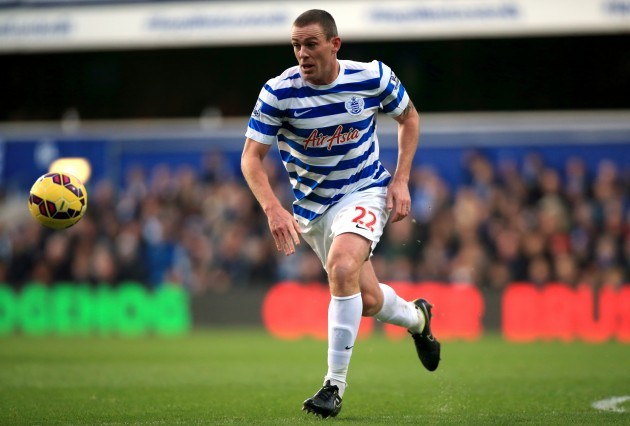 Soccer - Barclays Premier League - Queens Park Rangers v Burnley - Loftus Road