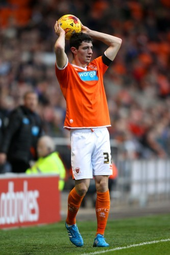 Soccer - Sky Bet Championship - Blackpool v Bolton Wanderers - Bloomfield Road