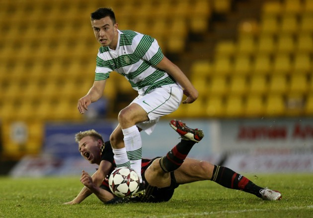 Soccer - U19 UEFA Youth League - Celtic U19 v AC Milan U19 - Almondvale Stadium