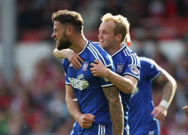 Soccer - Sky Bet Championship - Nottingham Forest v Ipswich Town - City Ground