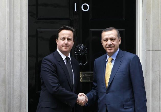 Britain Turkey
