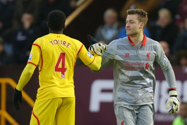 Soccer - Barclays Premier League - Burnley v Liverpool - Turf Moor