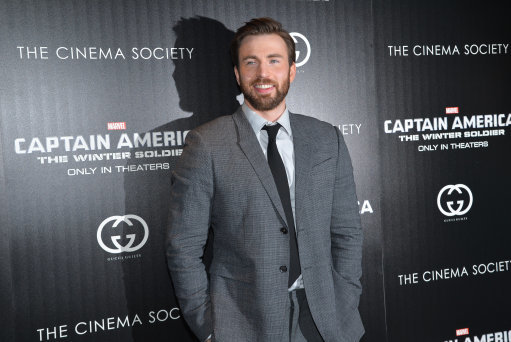 NY Special Screening of Captain America: The Winter Soldier