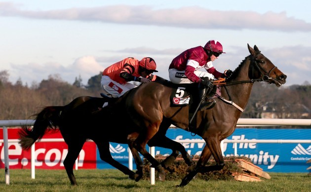 Lieutenant Colonel ridden by Bryan Cooper on his way to winning