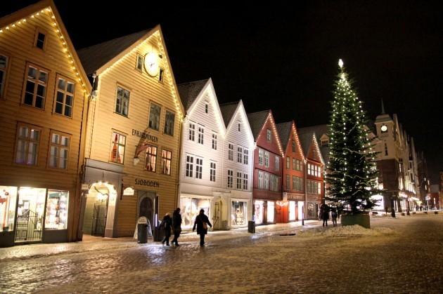 Jul på Bryggen 2