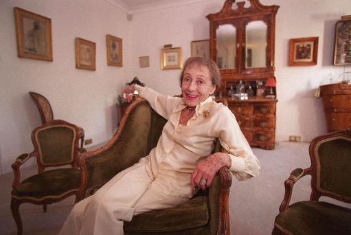 Obit Luise Rainer