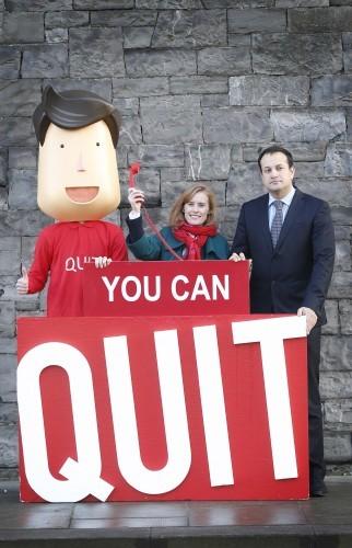 HSE QUIT Campaign Launch 8