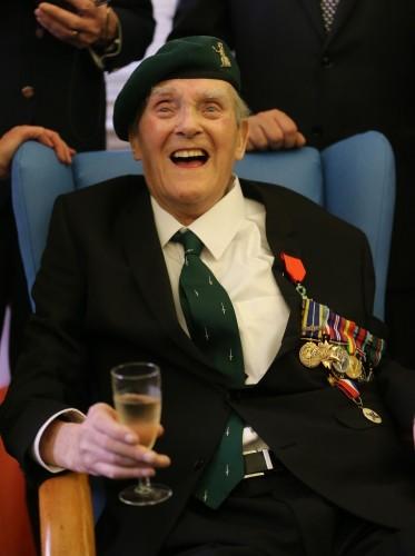 Veteran receives Legion of Honour