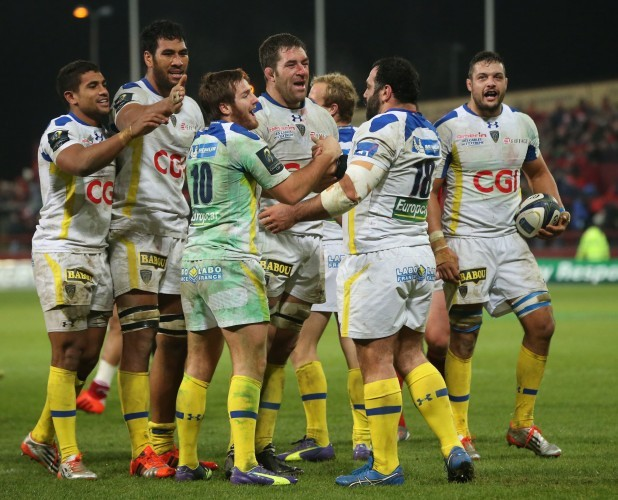 Rugby Union - European Rugby Champions Cup - Pool One - Munster v ASM Clermont Auvergne - Thomond Park