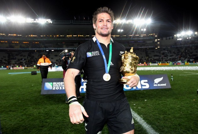 Rugby Union - Rugby World Cup 2011 - Final - France v New Zealand - Eden Park