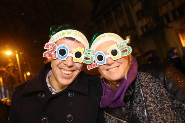 New Years Festival (NYF) in Dublin. Pi