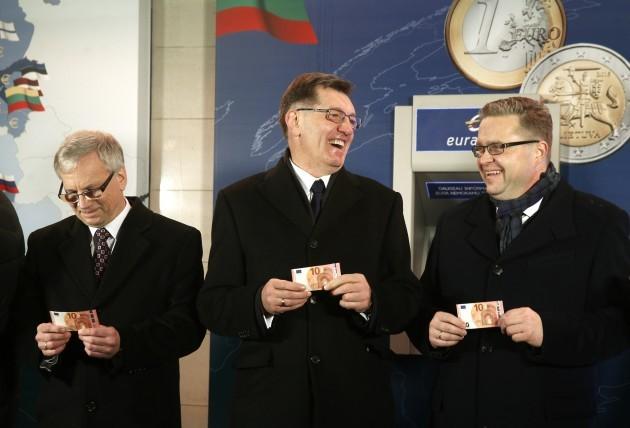 Lithuania Euro