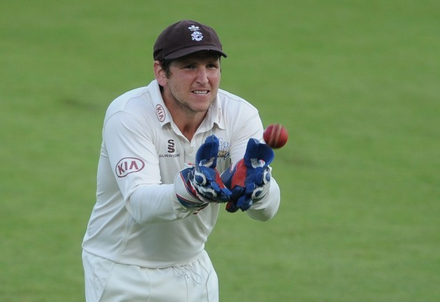 Cricket - LV= County Championship - Division Two - Surrey v Derbyshire - The Oval