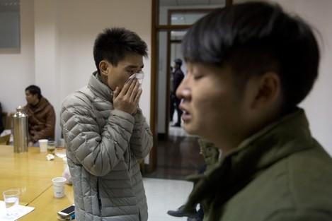 China Shanghai Stampede