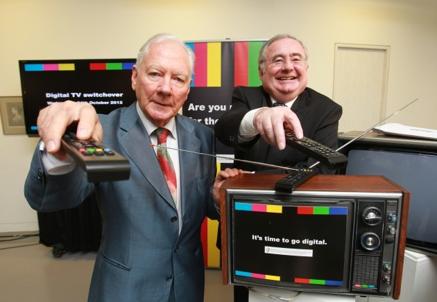 No, you can't watch the original UTV on Irish telly any more