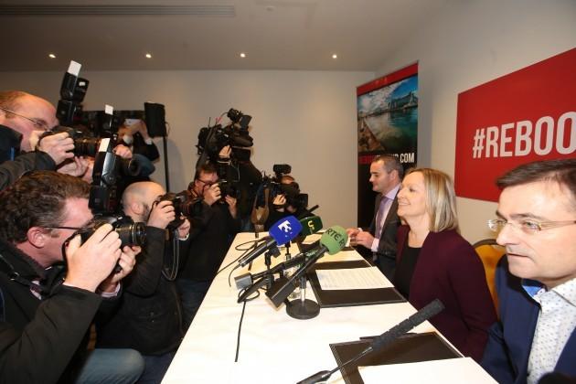 Lucinda Creighton - New Political Part