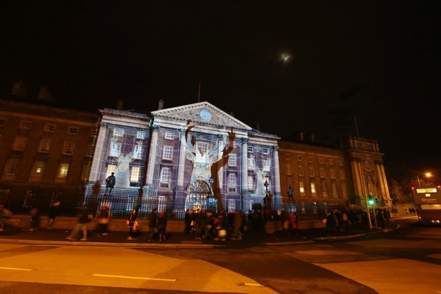 New Years Festival Dublin (NFY). Pictu