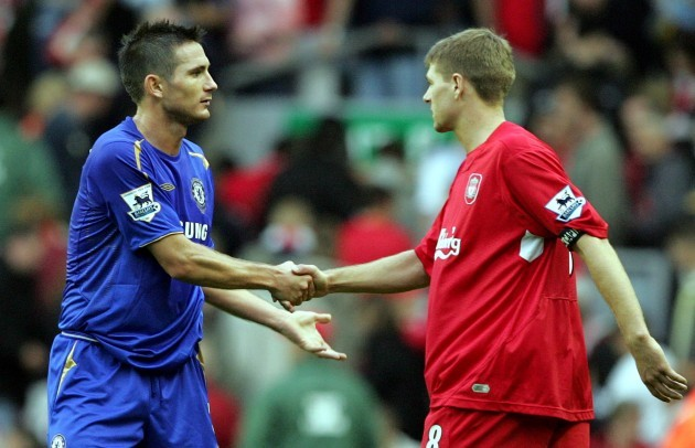 Soccer - FA Barclays Premiership - Liverpool v Chelsea - Anfield