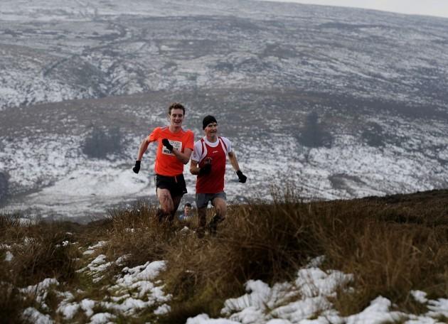 Sport - Auld Lang Syne Fell Run - Haworth