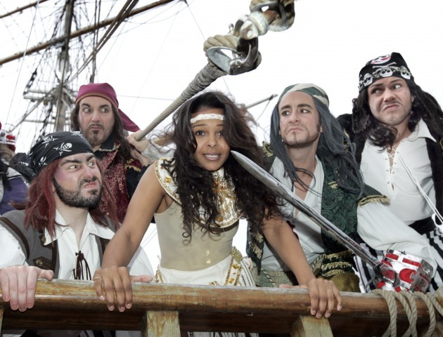Robinson Crusoe and the Ca