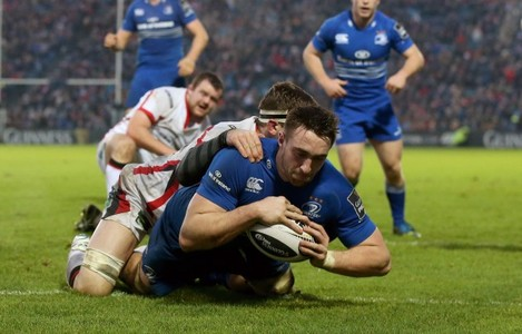 Jack Conan scores his side's second try