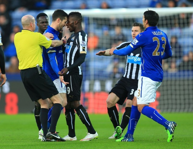 Soccer - FA Cup - Third Round - Leicester City v Newcastle United - King Power Stadium