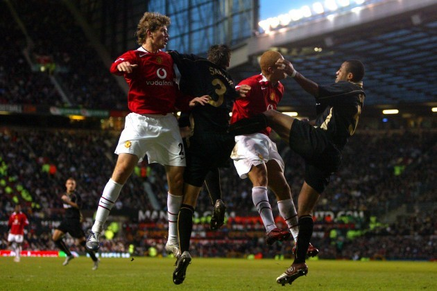 Soccer - FA Cup - Third Round - Manchester United v Exeter City