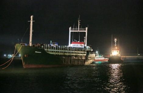 Italy Migrants Stranded at Sea