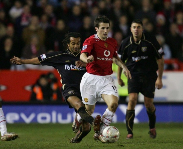 Soccer - FA Cup - Third Round - Replay - Exeter City v Manchester United