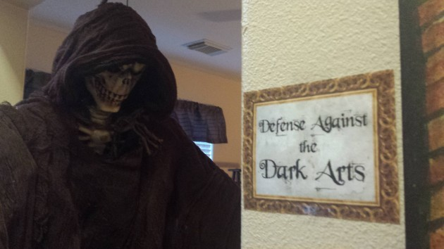 Greatest friend ever creates budget Harry Potter world for birthday