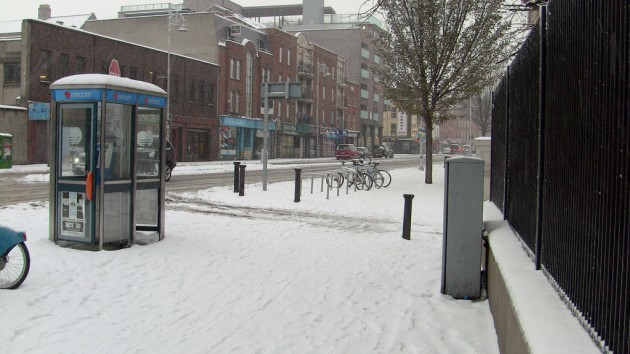 Dublin - The Big Snow Continues
