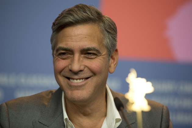 Germany Berlin Film Festival The Monuments Men Press Conference