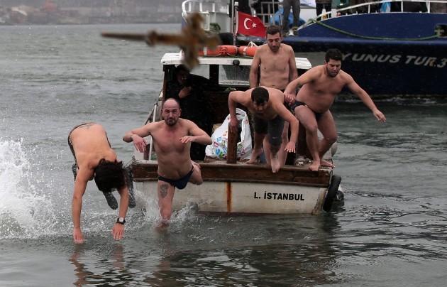 Turkey Epiphany