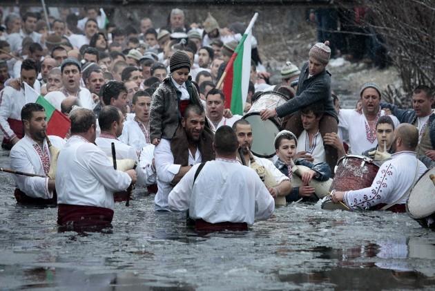 Bulgaria Epiphany