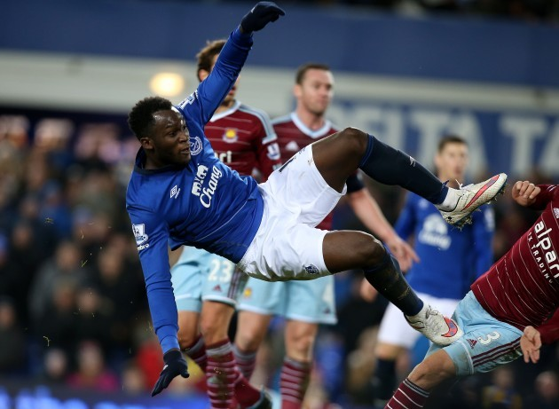 Soccer - FA Cup - Third Round - Everton v West Ham United - Goodison Park