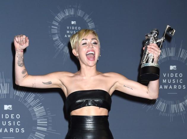 2014 MTV Video Music Awards - Press Room - California