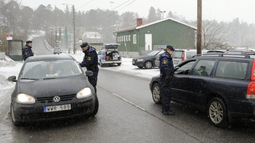 Sweden Police Hunt