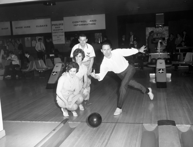 Bowling - 5th Annual Bowling Championships Practice Session - Tracodera Bowl, Piccadilly - London