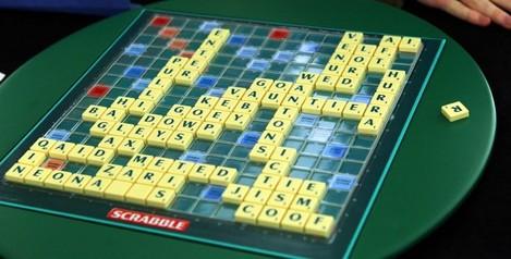 National Scrabble Championship final