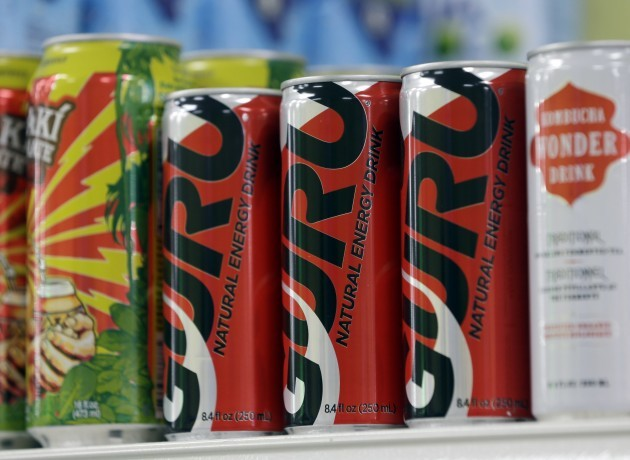 Food-Natural Energy Drinks