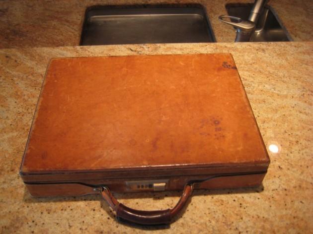 Hartmann Briefcase