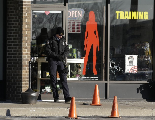 Gun Shop Shooting