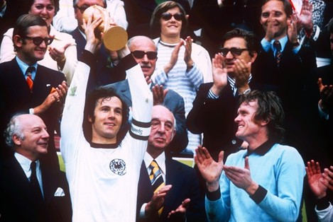 Soccer - 1974 World Cup - Final - West Germany v Holland