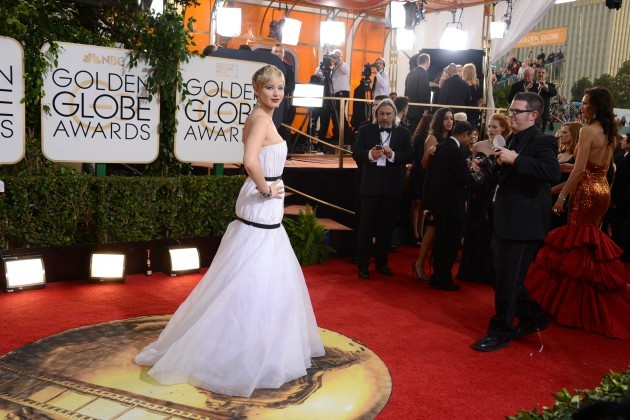 71st Annual Golden Globe Awards - Arrivals - Los Angeles