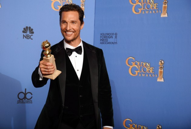 71st Annual Golden Globe Awards - Press Room - Los Angeles