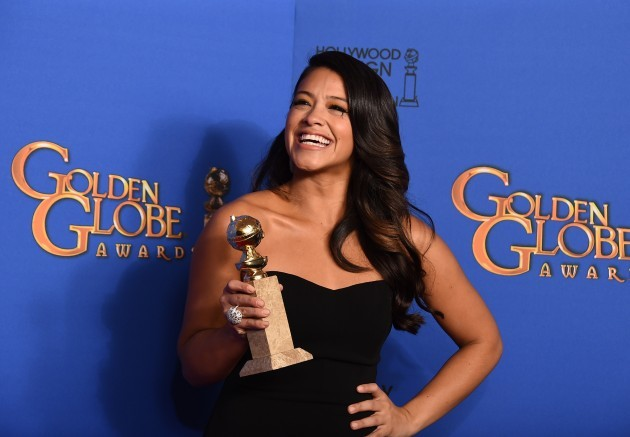 72nd Annual Golden Globe Awards - Press Room - Los Angeles