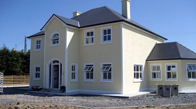Galway house - 1
