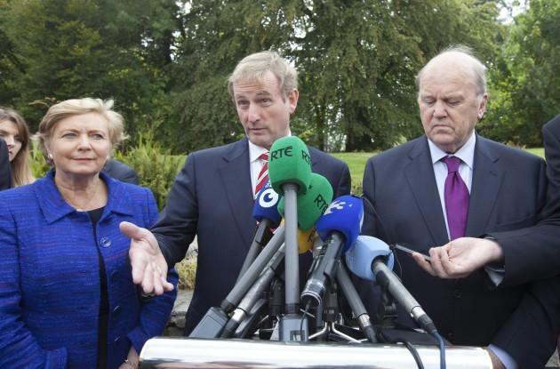 Fine Gael Think Ins